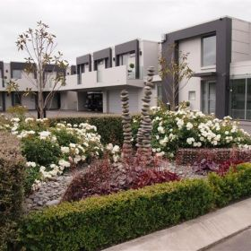 Bellano Motel Suites Christchurch - Garden